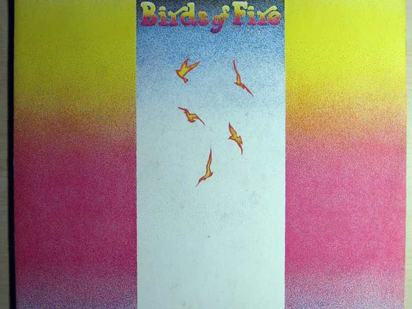 Mahavishnu Orchestra - Birds Of Fire 1973 Original Pressing EX Vinyl LP Columbia KC 31996