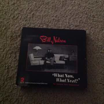Bill Nelson - What Now,What Next? 2 CD Set DGM Records