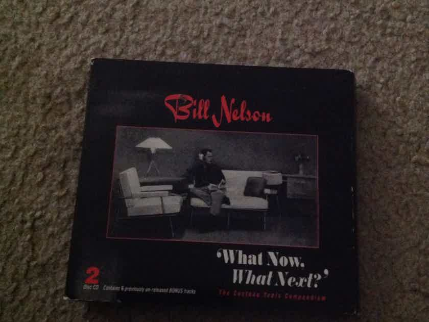 Billl Nelson - What Now,What Next? 2 CD Set DGM Records