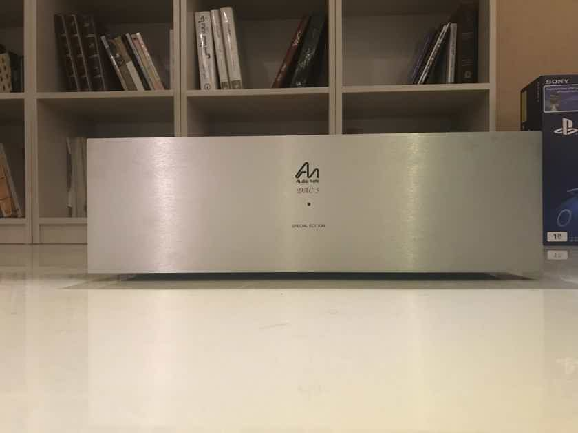Audionote UK DAC 5 Special