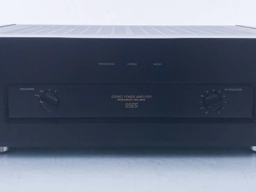 Sony TA-N55ES Stereo Power Amplifier; Factory Box (11899)