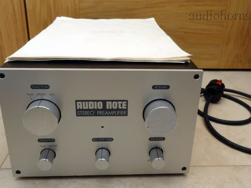 M7 Preamp Phono Solid State