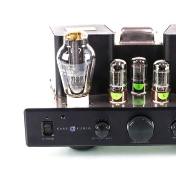 Cary Audio CAD-300 SEI Stereo Tube Integrated Amplifier