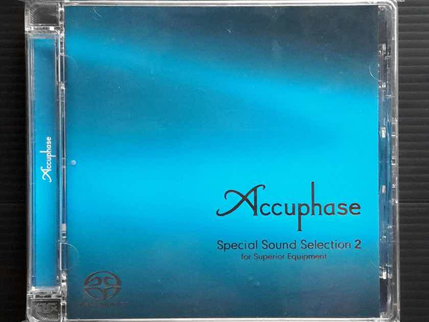 Various Accuphase Special Sound Selection 2 Hybrid SACD