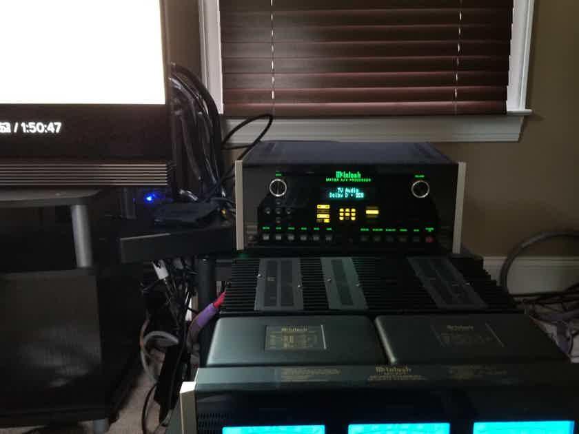 McIntosh MX122, Home theater processor!!!