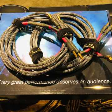 AU24SX Speaker Cables 3 Meters