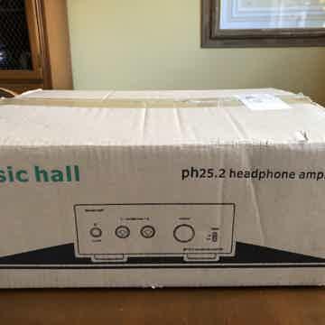 Music Hall 25.2 Headphone Amplifier