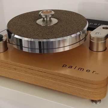 Palmer Turntable, New German Mfg.