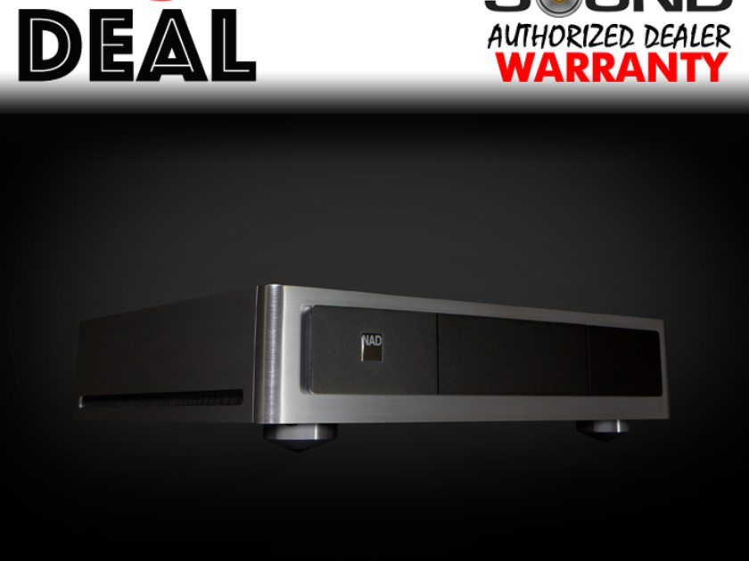 NAD M 22 W/ MANUFACTURERS WARRANTY - AUTHORIZED DEALER | M22