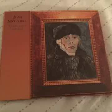 Joni Mitchell Turbulent Indigo First Issue Compact Disc...