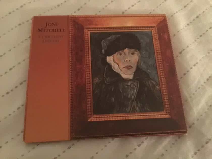Joni Mitchell Turbulent Indigo First Issue Compact Disc Version