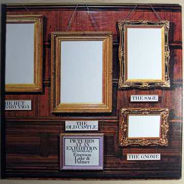 Emerson, Lake & Palmer Pictures At An Exhibition