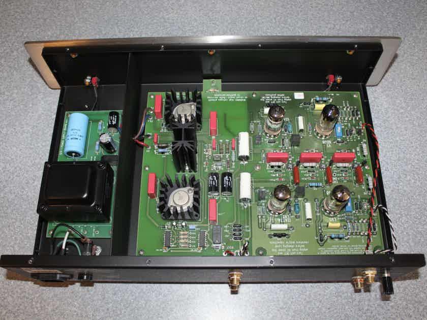 Sonic Frontiers SFP-1 vacuum tube MM/MC phono stage SUPERLATIVE LP REPRODUCTION