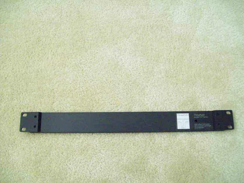 Threshold FET TEN/PC Face Plate Only/Rare&Mint Cond!