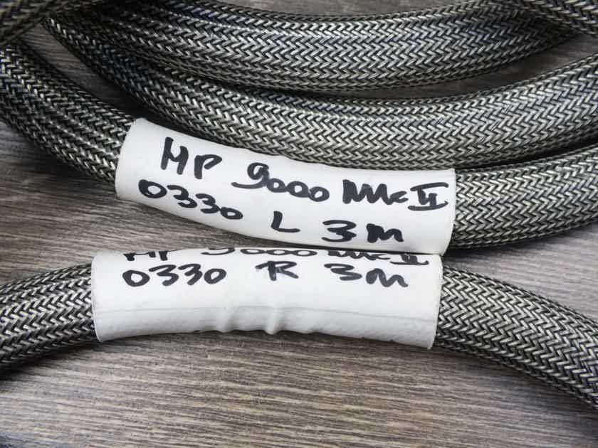 Charlin HP 9000 Mk2 speaker cables 3,0 metre