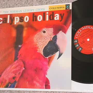 The Norman Luboff Choir lp record Calypso Holiday Columbia 6 eye CL 1000