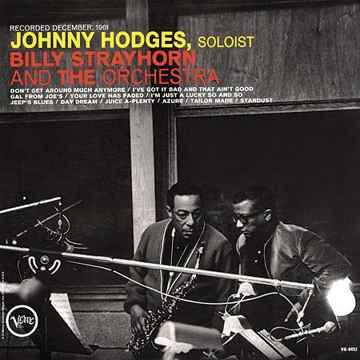 Johnny Hodges With Billy Strayhorn, APO 45 RPM 2LPs