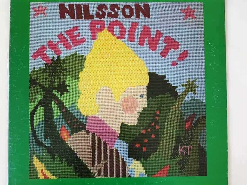 NILSSON - THE POINT! Vinyl LP   RCA LSPX-1003   1971 USA Gatefold + Comic book