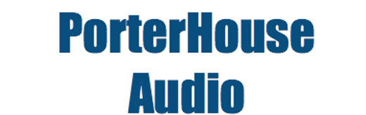 Allnic Audio USA.  Porterhouse Audio.