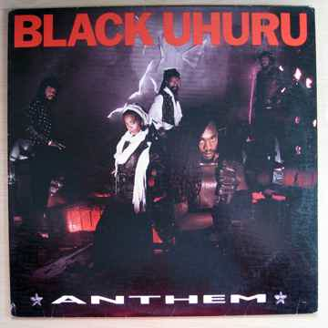 Black Uhuru - Anthem  - 1984 SRC SP Specialty Pressing ...