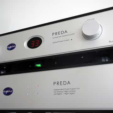 PREDA-TBSP preamplifier