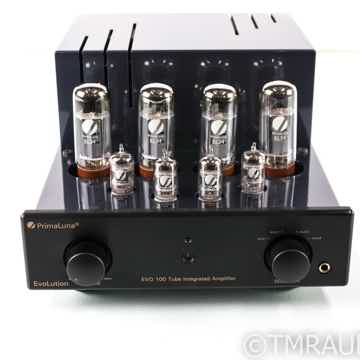 PrimaLuna EVO 100 Stereo Tube Integrated Amplifier