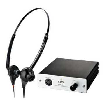 Stax SRS-005SMK2 In-Ear Electrostatic Headphone System