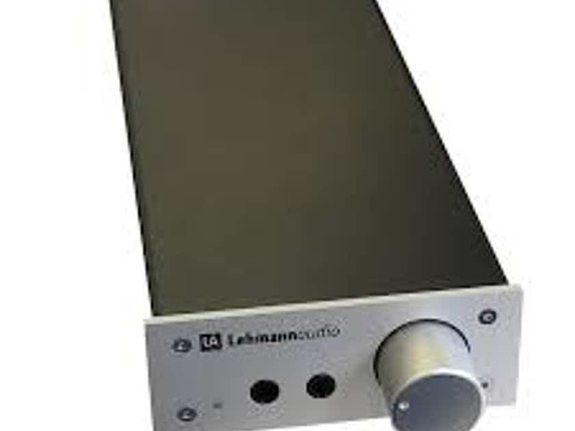 Lehmann Audio Linear D Headphone Amp/Dac/Pre-Amp