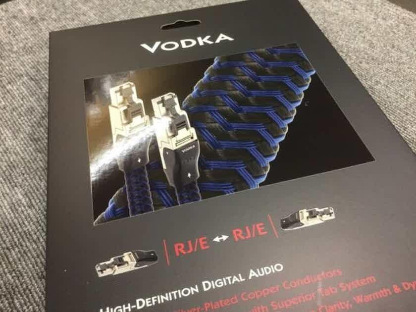 AudioQuest RJ/E Vodka Ethernet (1.5m)