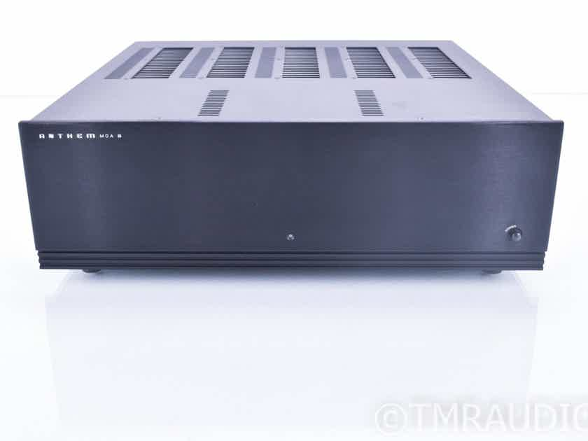Anthem MCA-5 Series II 5 Channel Power Amplifier; MCA5 S2 (18599)