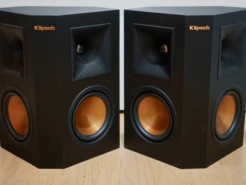 Klipsch  RP-250S Surround Speaker (Black PAIR) w/ Free Shipping
