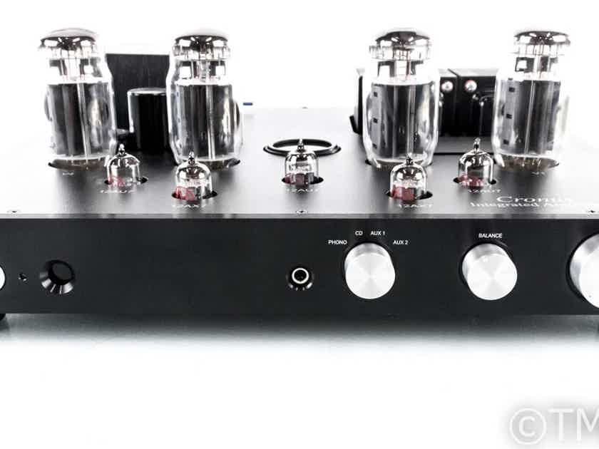 Rogue Audio Cronus Magnum II Stereo Integrated Tube Amplifier; MM Phono; Remote (21802)