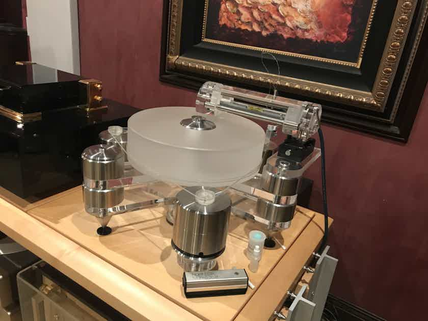 Clearaudio master reference  turntable only