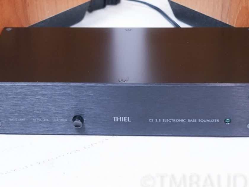 Wanted - Thiel Audio CS-3.5 Equalizer