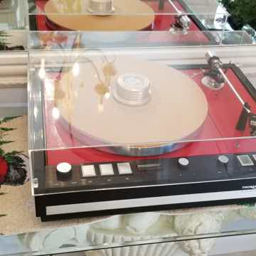 Thorens TD 126 MK II LIMITED HIGH END TURNTABLE -RESTOR...