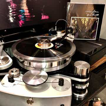 "VPI 12"" Fatboy Gimbal complete with VTA tower and armbase"