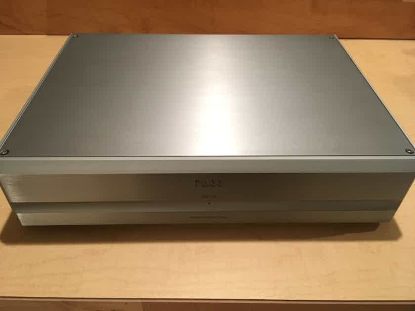 Pass Labs XP-15 phono stage