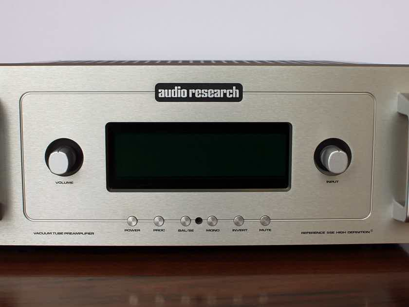 Audio Research Reference 5 SE Linestage Preamplifier, Silver