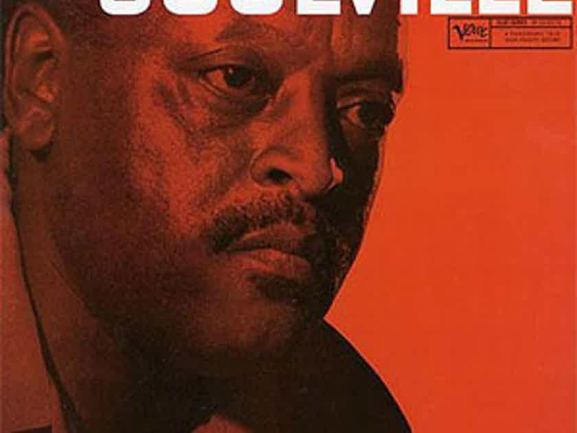 Ben Webster Quintet Soulville 200g 45rpm 2LP (Mono)