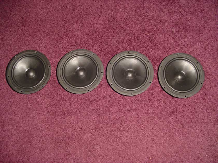 Scanspeak Discovery 18W/8434G00 lot of 4