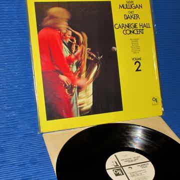 """GERRY MULLIGAN / CHET BAKER   - """"Carnegie Hall Concert ..."""