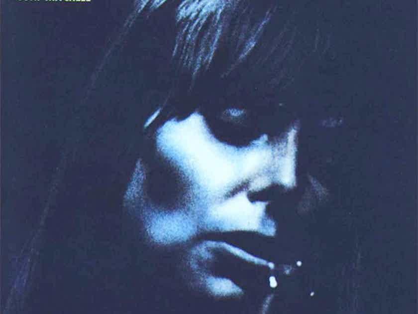 Joni Mitchell Blue - Reprise Orange Lable