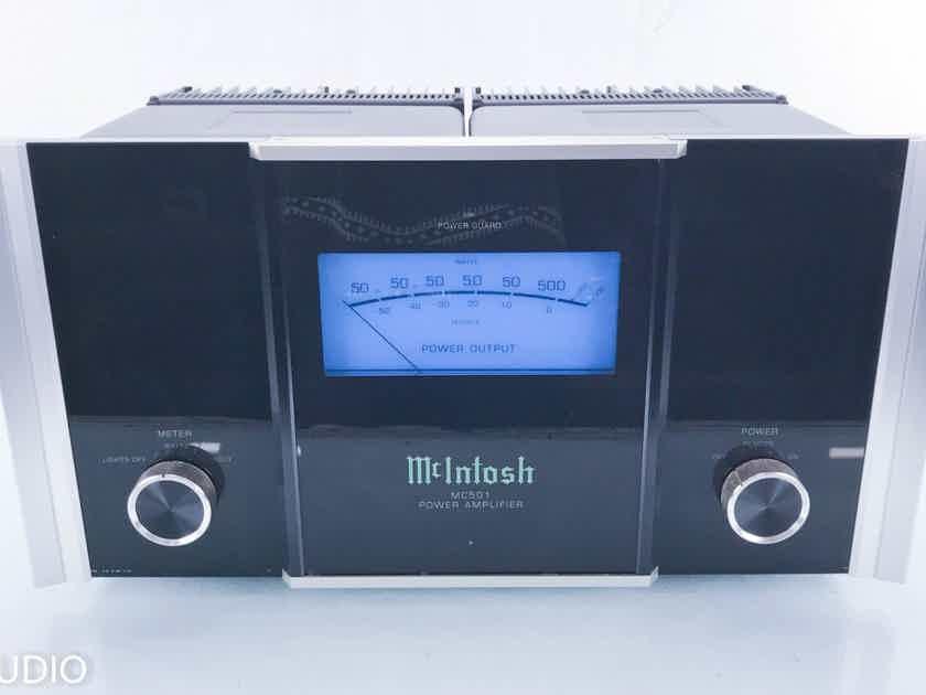 McIntosh MC501 Mono Power Amplifier MC-501; Single (14631)