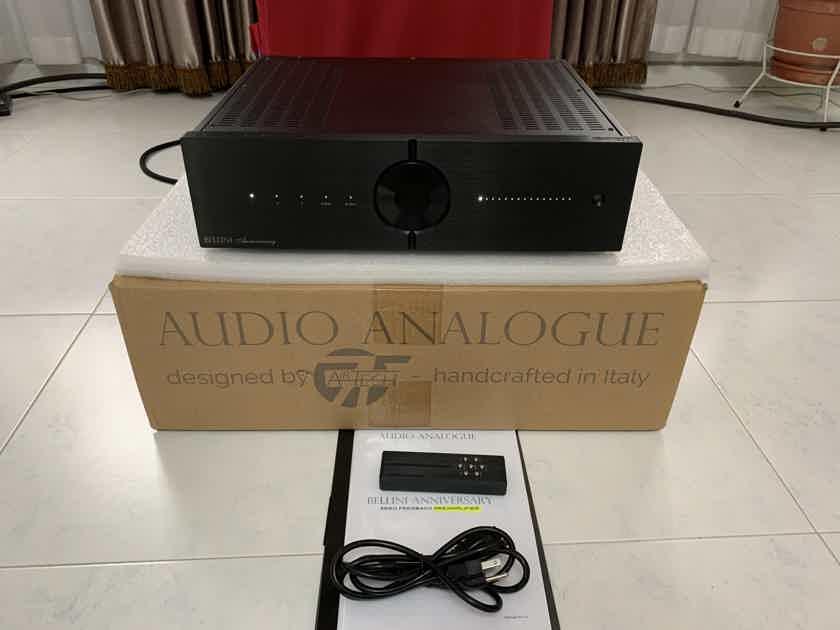 Audio Analogue Bellini Anniversary - 220/240v @ 50/60 Hz
