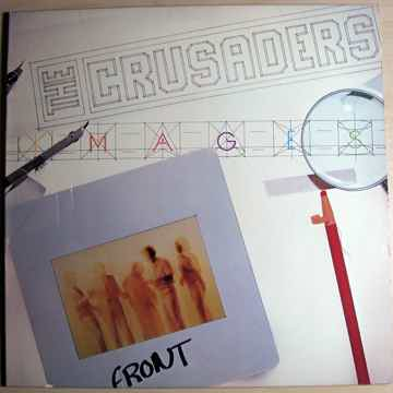 The Crusaders - Images 1978 NM- Vinyl LP Blue Thumb Rec...