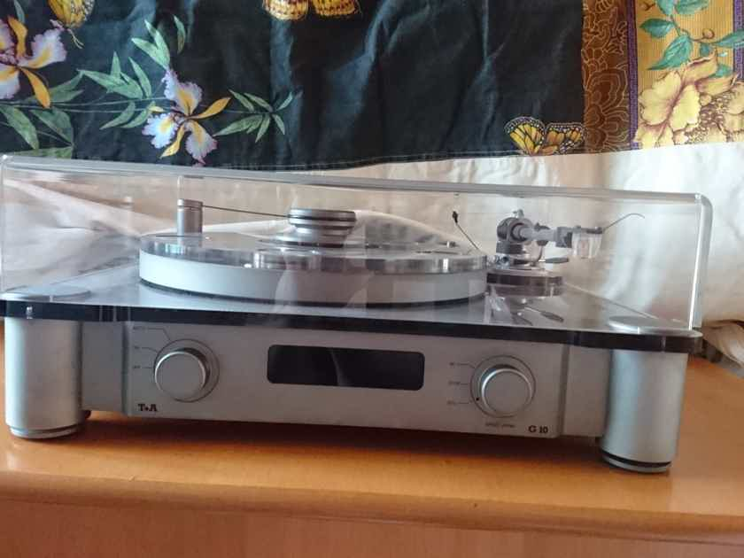 Hi-End Turntable T+A G10S Made in Germany