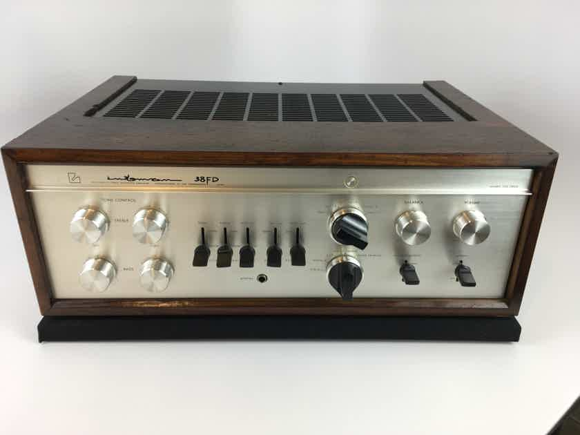 Luxman SQ-38FD Tube Integrated, Japanese Exccellence
