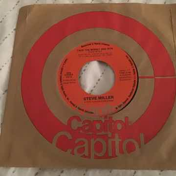 Steve Miller  Take The Money And Run/Sweet Maree
