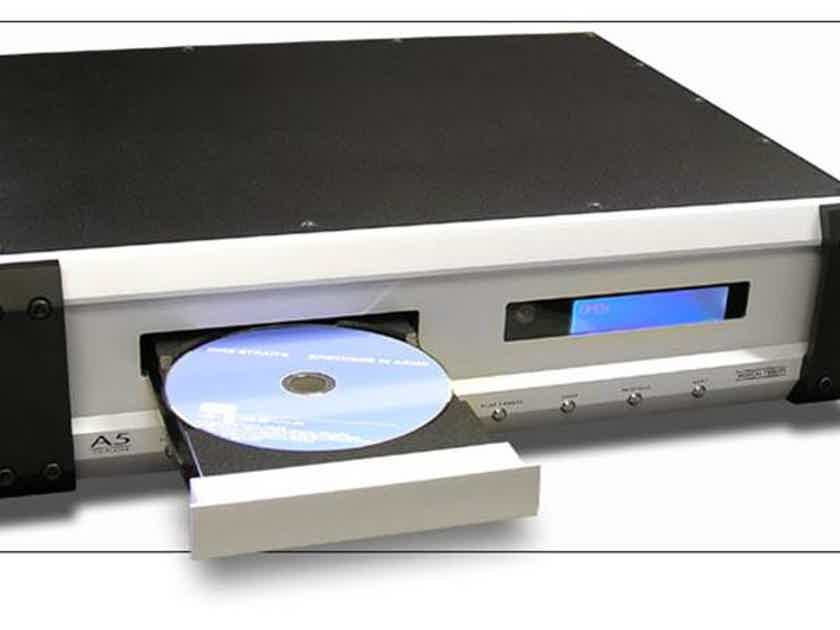 Musical Fidelity A 5.5 - 24 Bit CD player - Beautiful!
