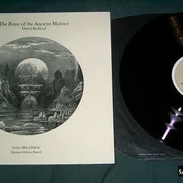 David Bedford - Rime Of The Ancient Mariner  Vinyl LP N...
